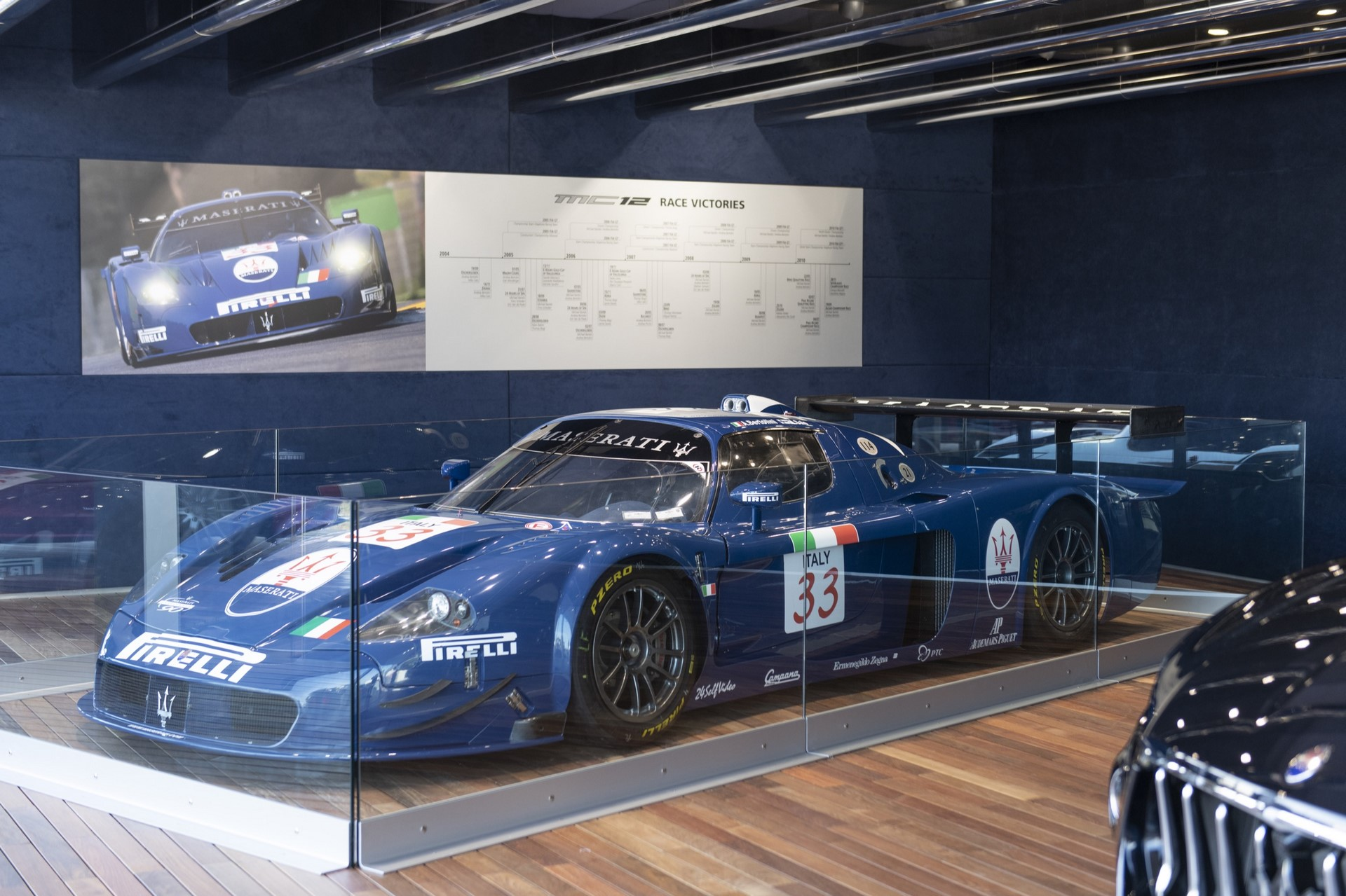 MC12 GT1 No. 33 - Maserati at Goodwood Festival of Speed