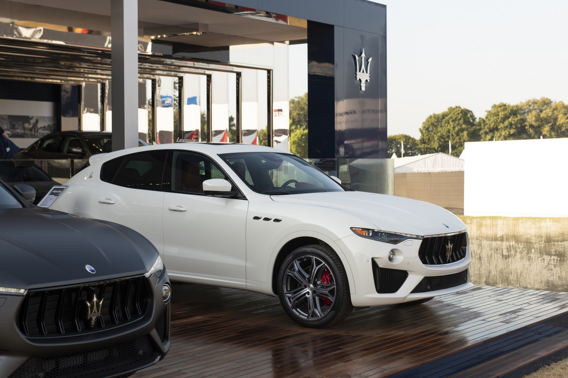 Maserati Levante GTS - Maserati at Goodwood Festival of Speed