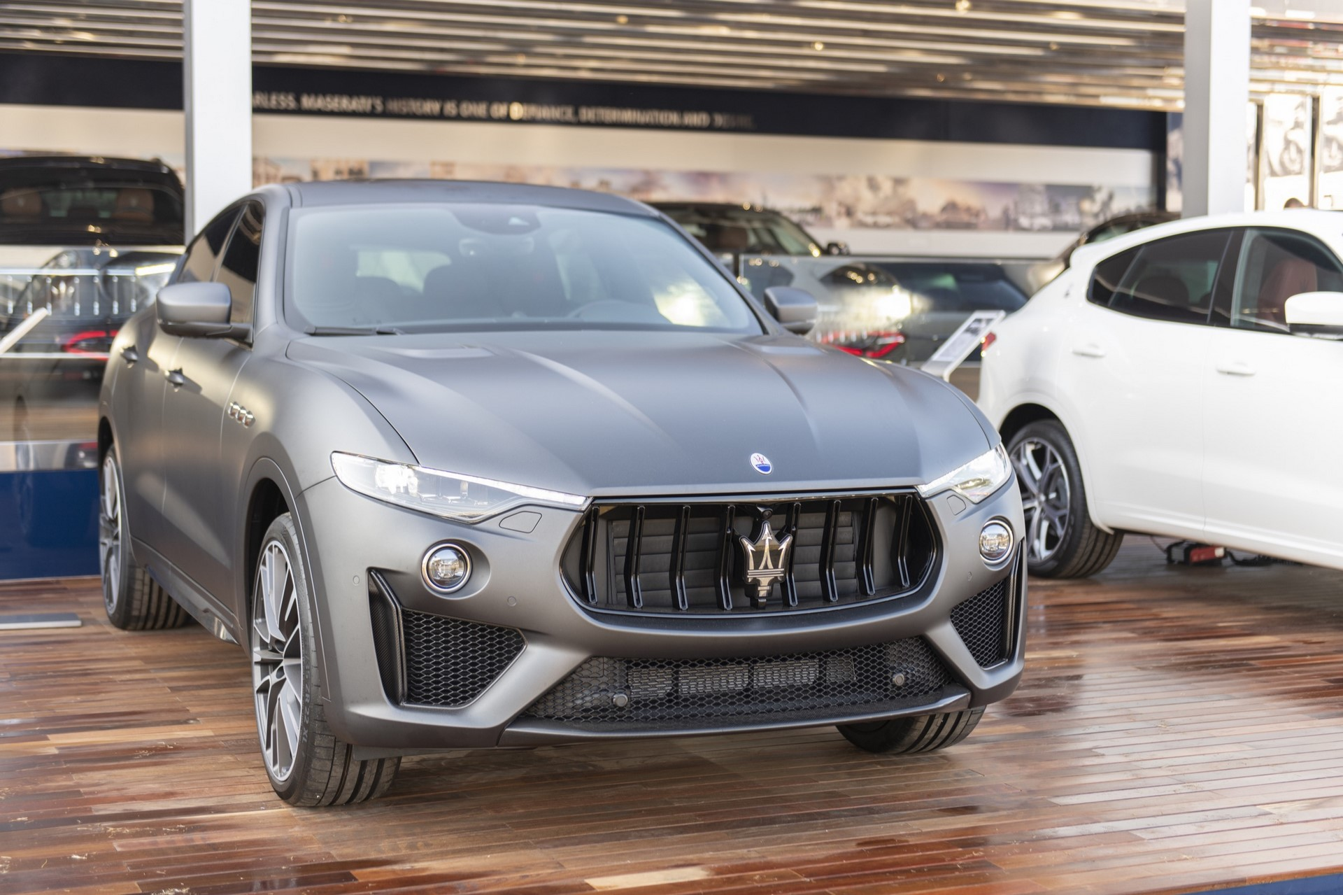 Maserati Levante Trofeo - Maserati at Goodwood Festival of Speed