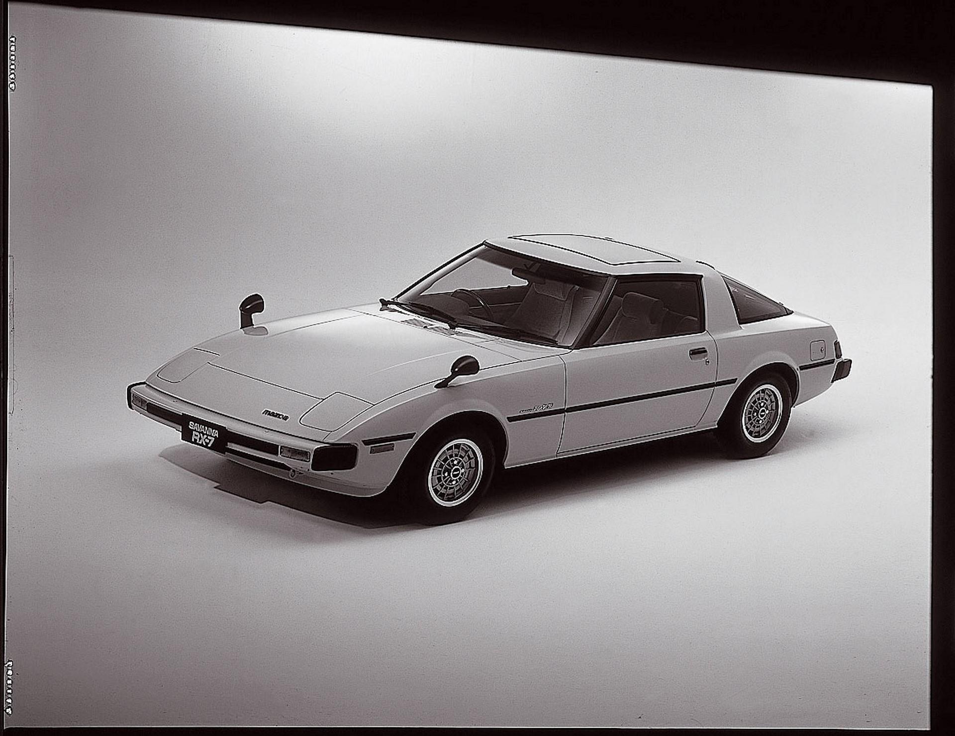 Mazda RX-7 40th anniversary (3)
