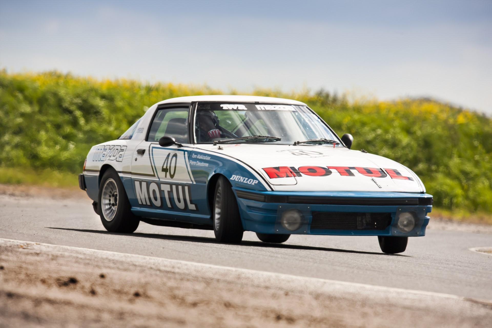 Mazda RX-7 40th anniversary (5)