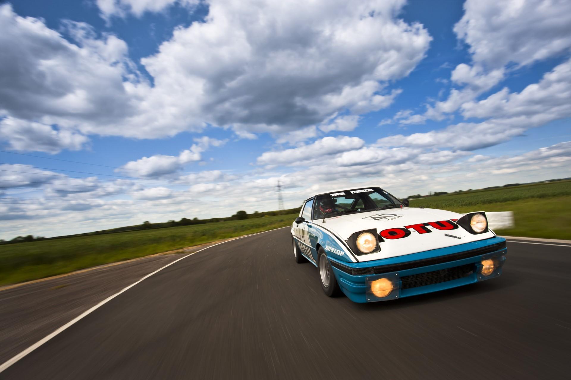 Mazda RX-7 40th anniversary (6)