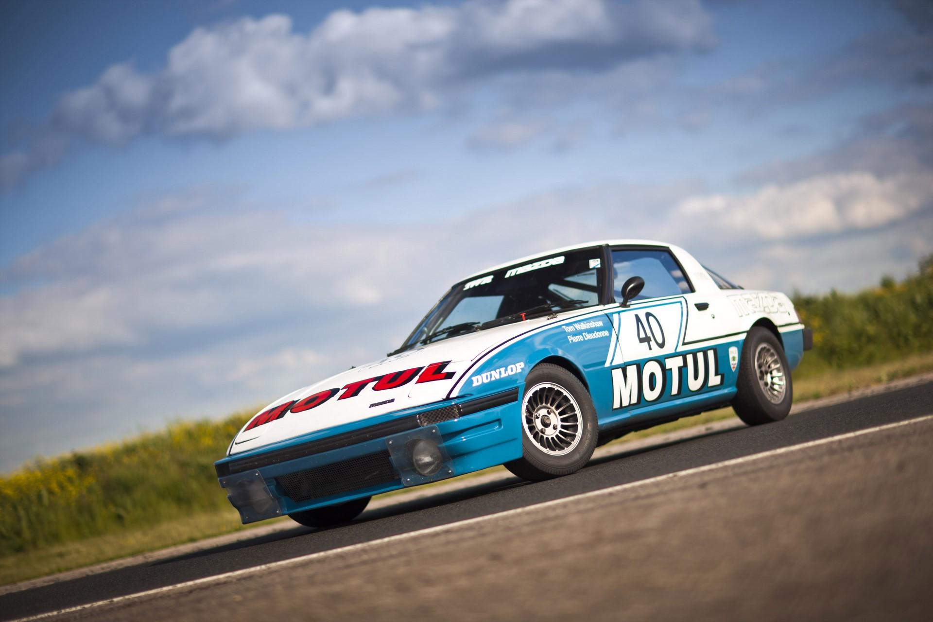 Mazda RX-7 40th anniversary (7)