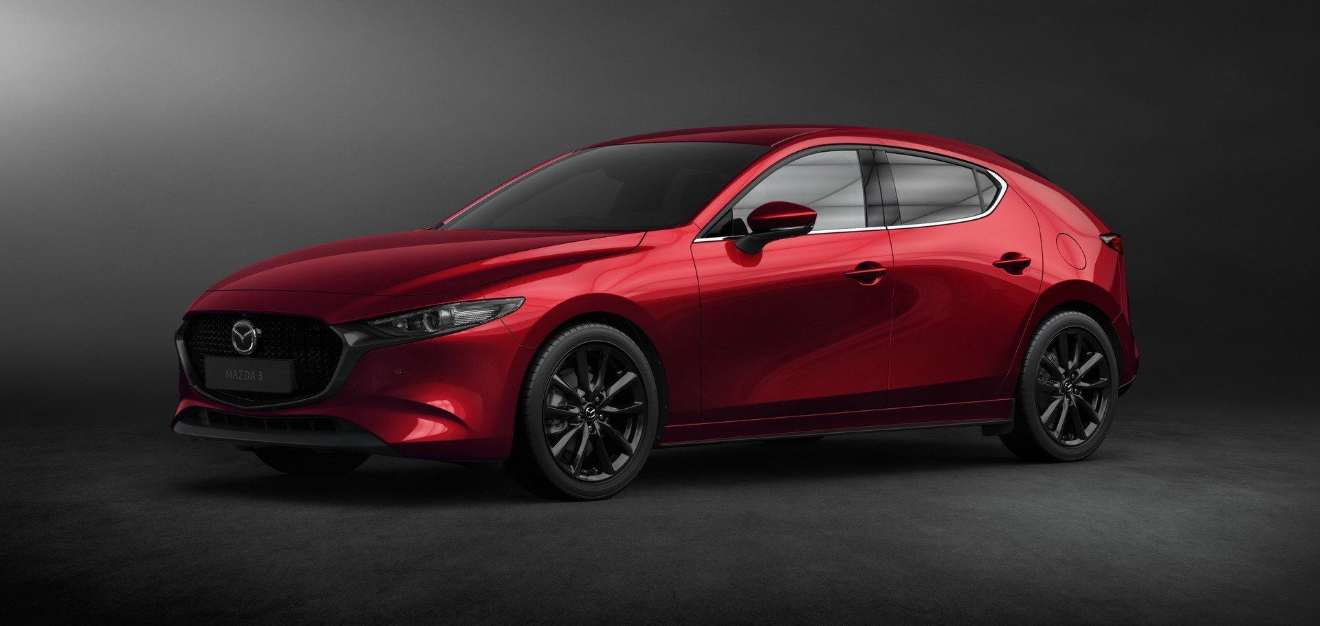 Mazda3 Hatchback and Mazda3 sedan 2019 (10)