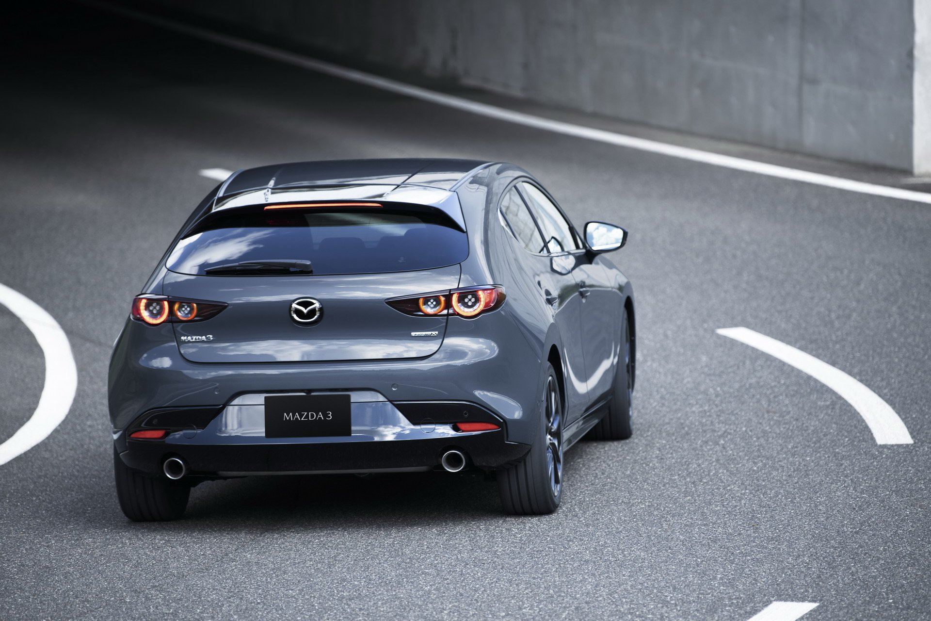 Mazda3 Hatchback and Mazda3 sedan 2019 (11)