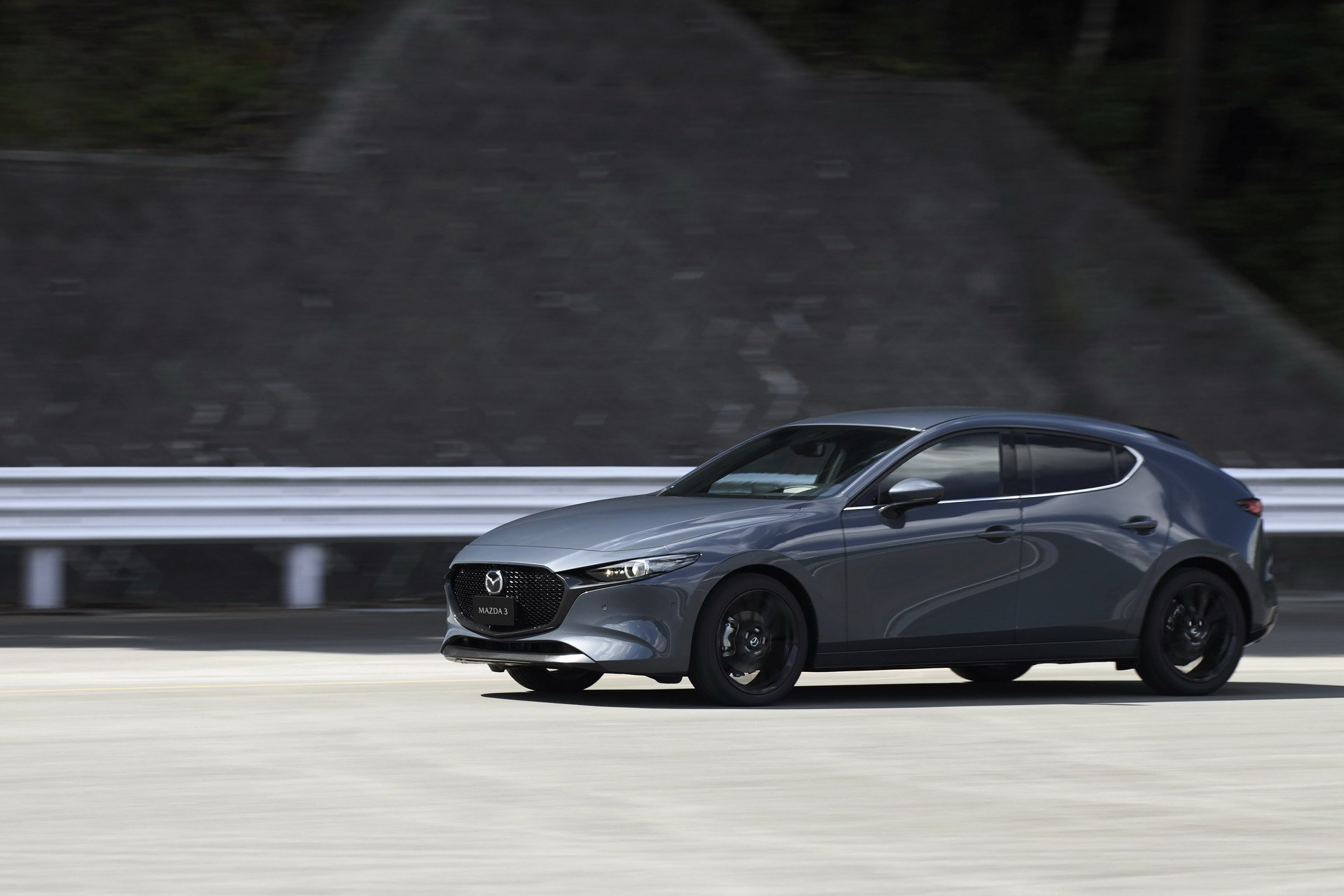 Mazda3 Hatchback and Mazda3 sedan 2019 (12)