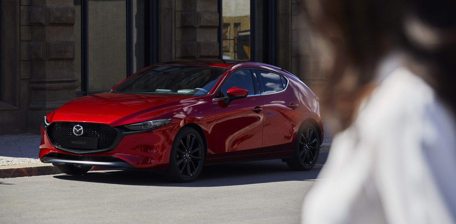 Mazda3 Hatchback and Mazda3 sedan 2019 (2)