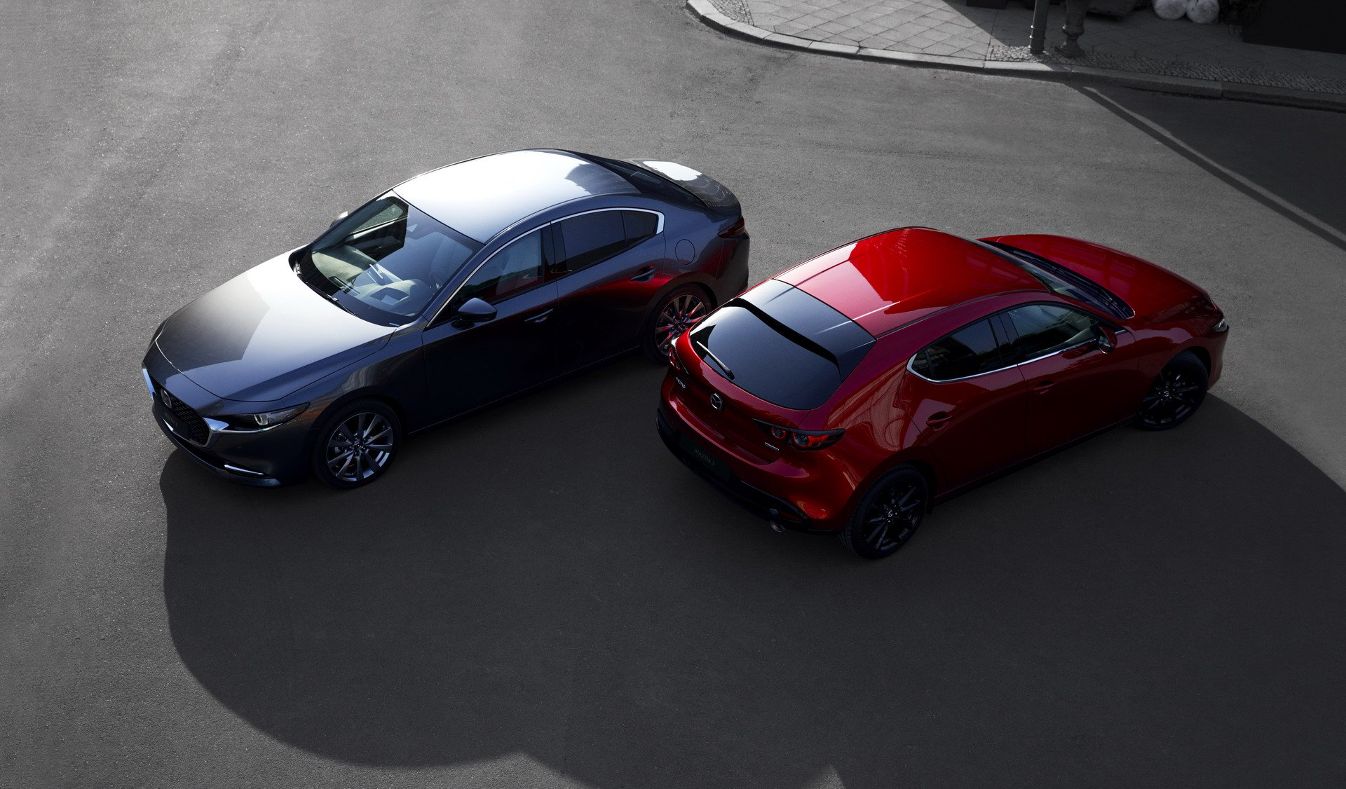 Mazda3 Hatchback and Mazda3 sedan 2019 (27)