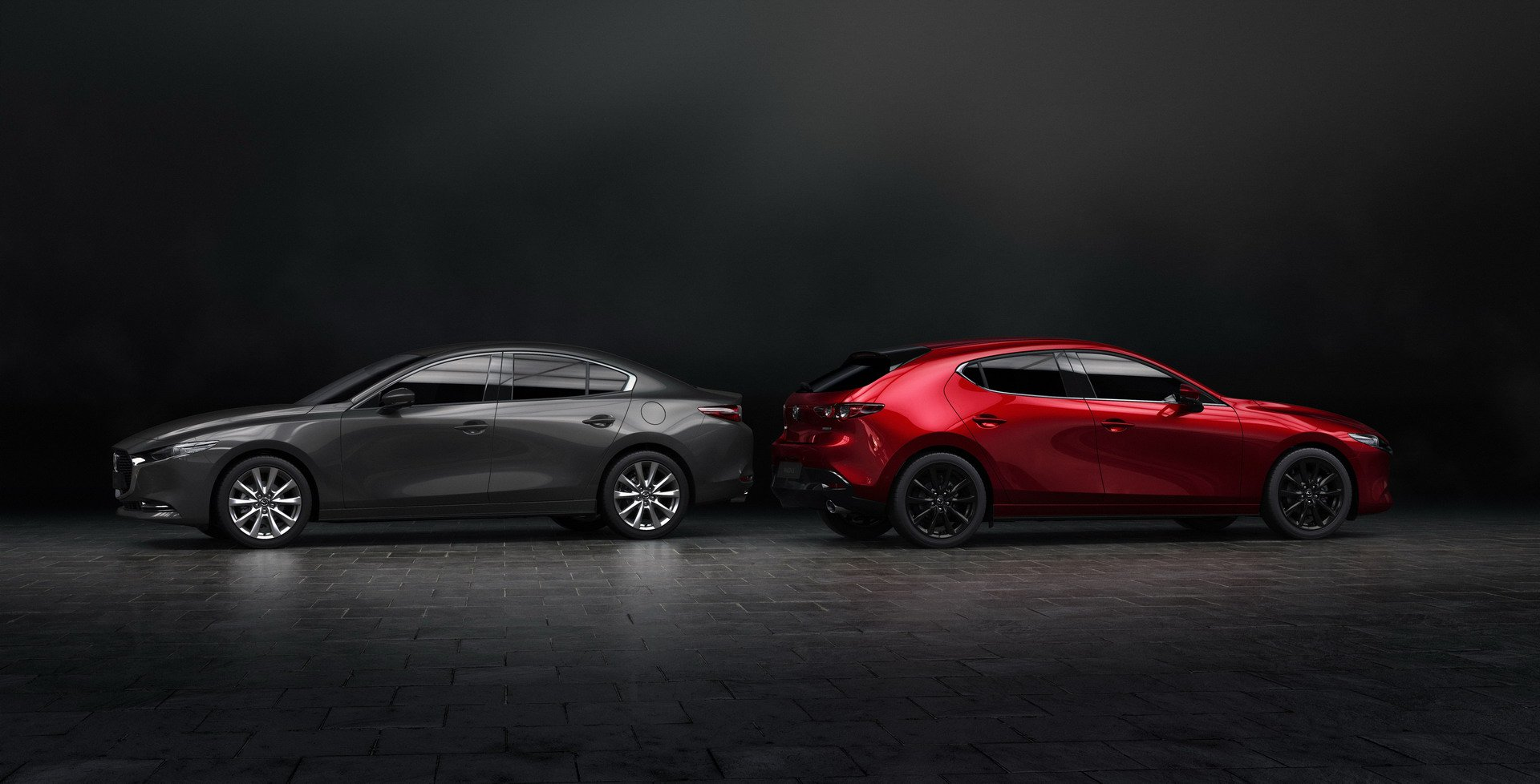 Mazda3 Hatchback and Mazda3 sedan 2019 (28)