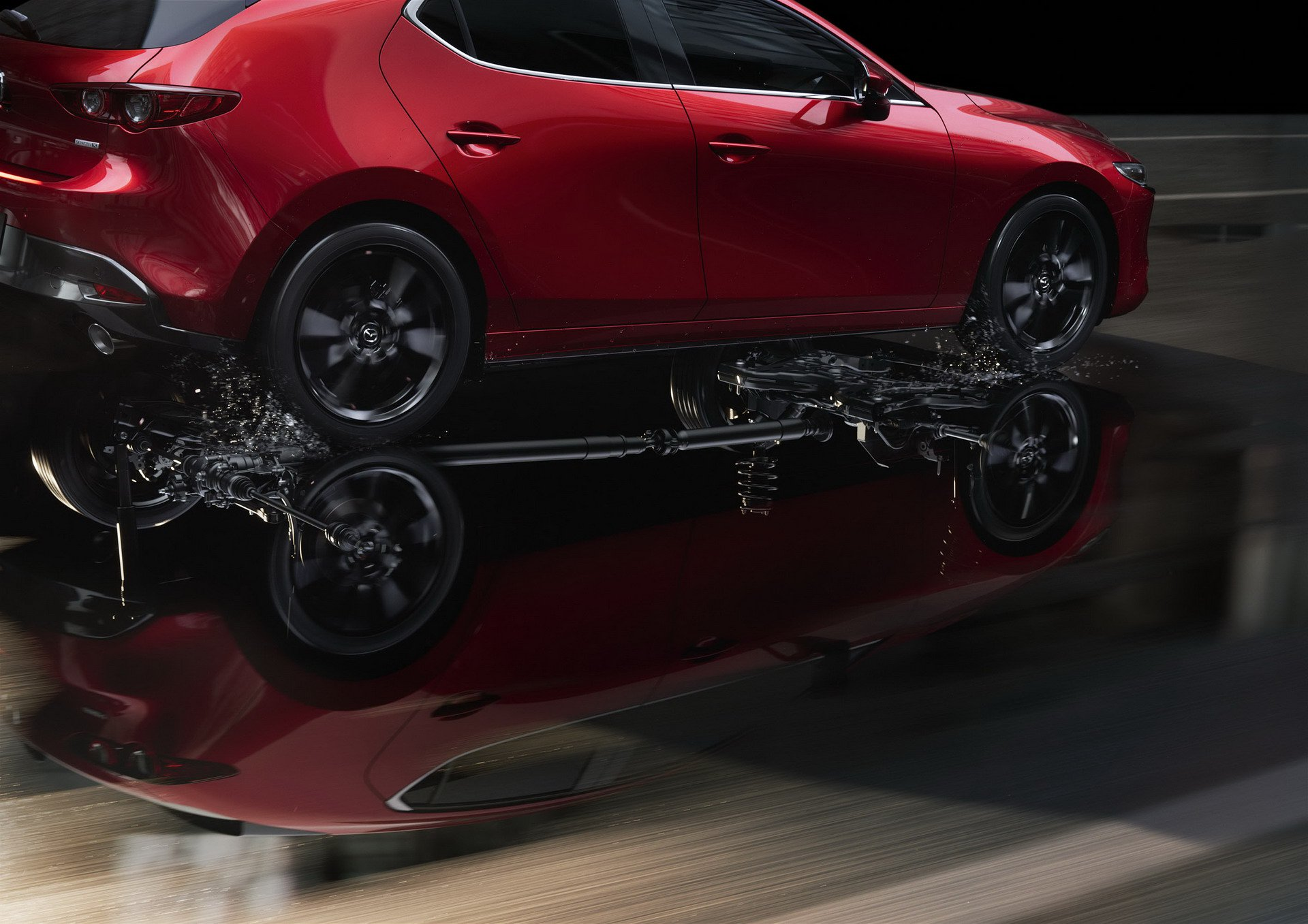 Mazda3 Hatchback and Mazda3 sedan 2019 (41)