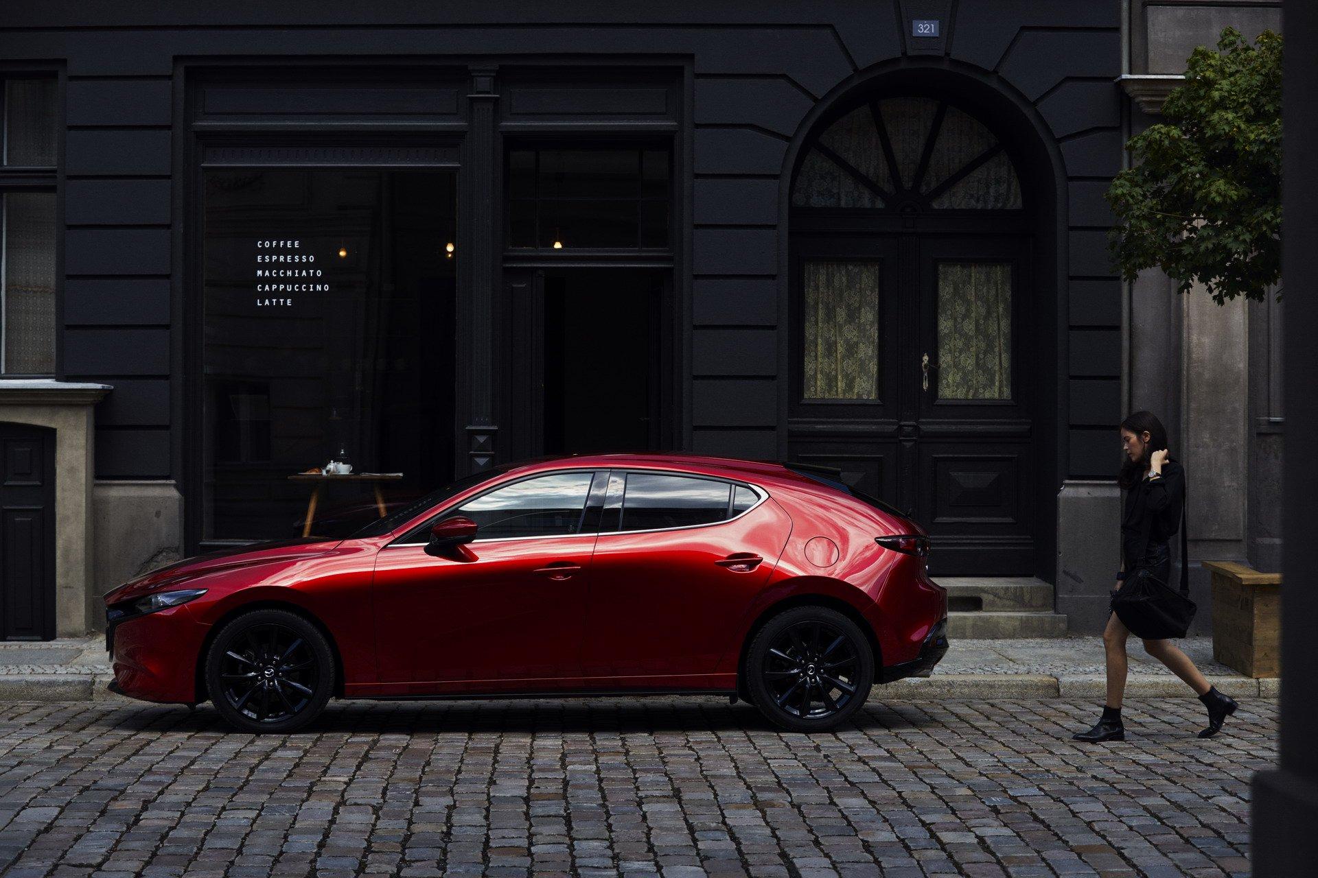 Mazda3 Hatchback and Mazda3 sedan 2019 (5)