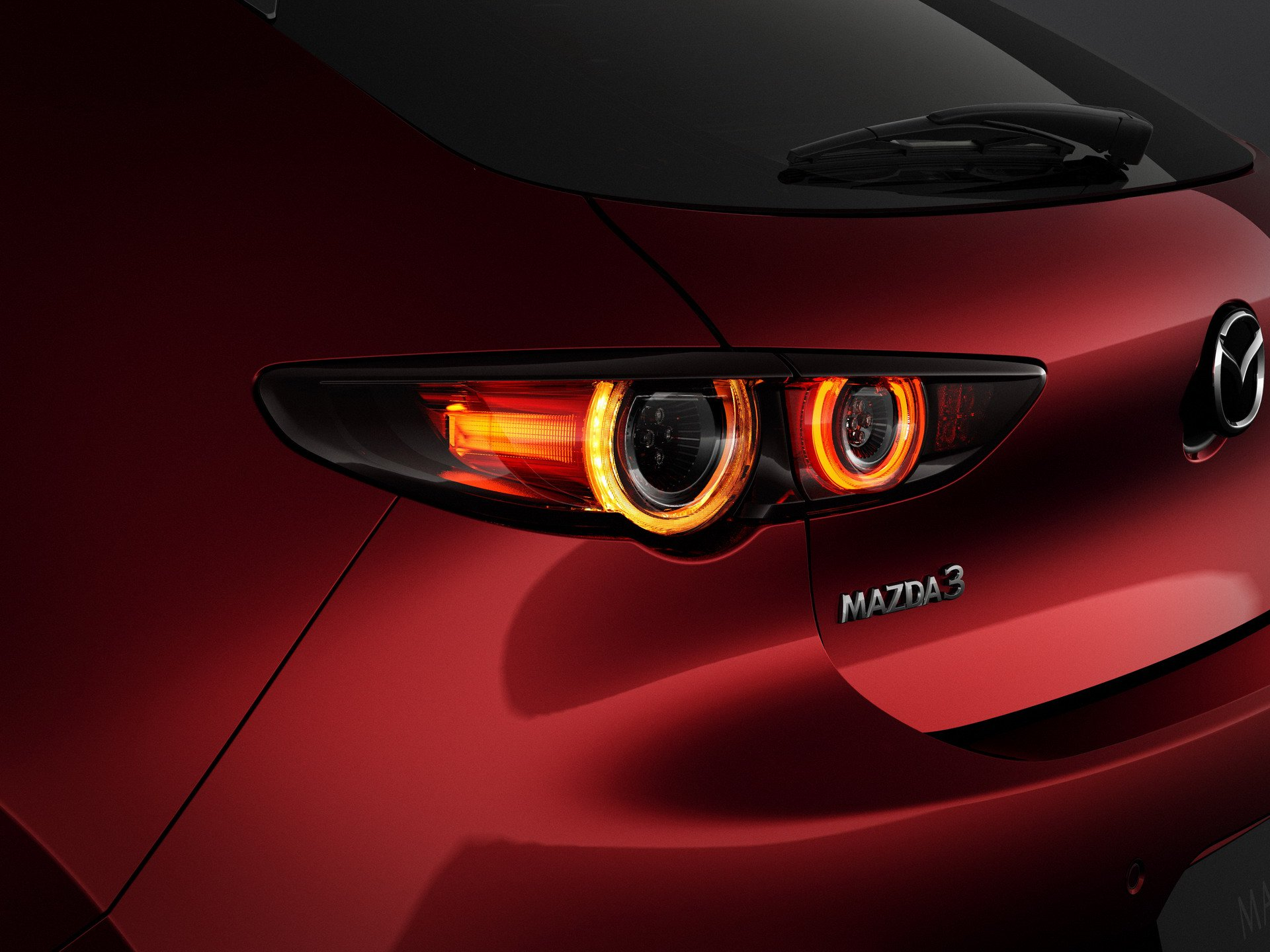 Mazda3 Hatchback and Mazda3 sedan 2019 (7)
