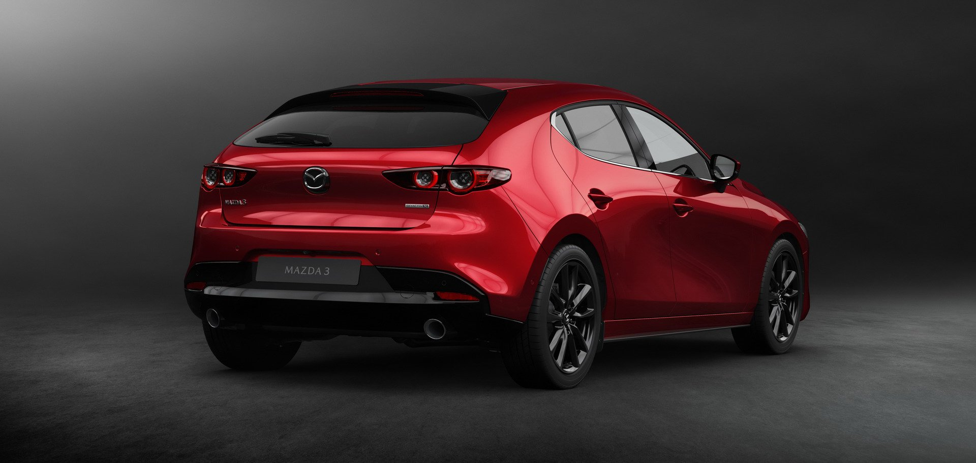Mazda3 Hatchback and Mazda3 sedan 2019 (8)