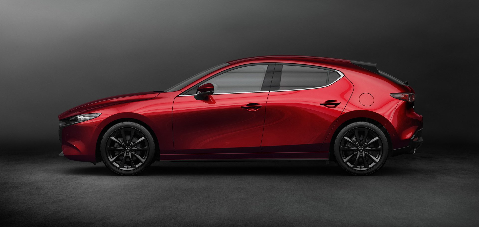 Mazda3 Hatchback and Mazda3 sedan 2019 (9)