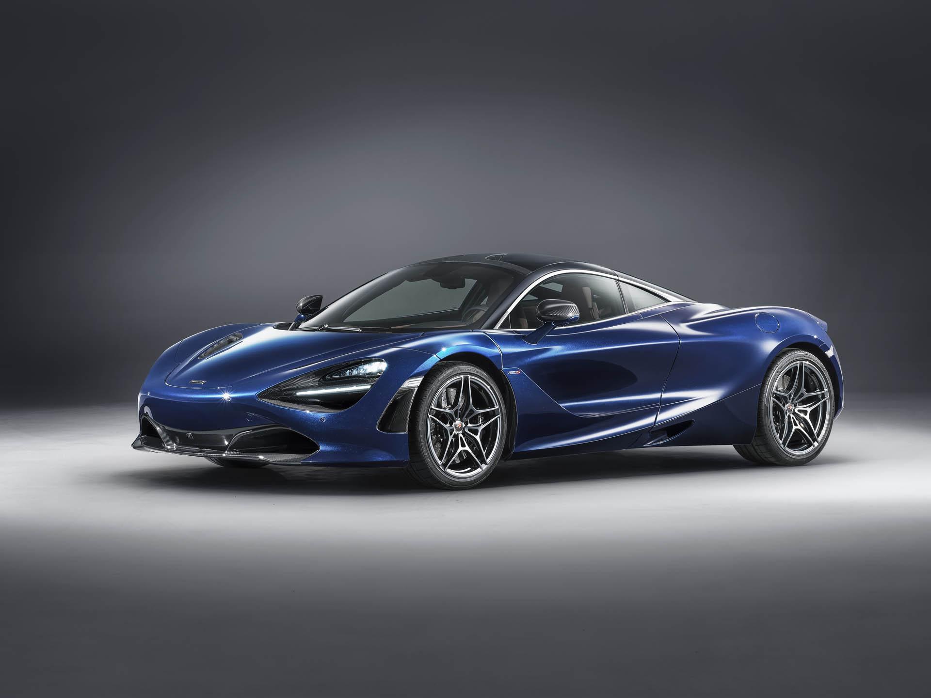 McLaren at Geneva Motor Show 2018