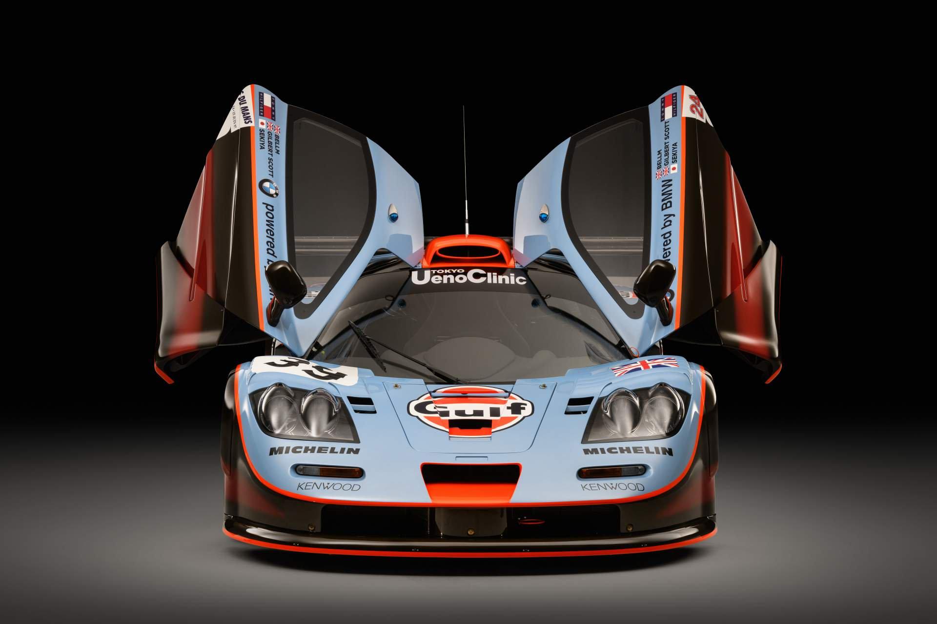 McLaren F1 GTR Longtail 25R restored by MSO (2)
