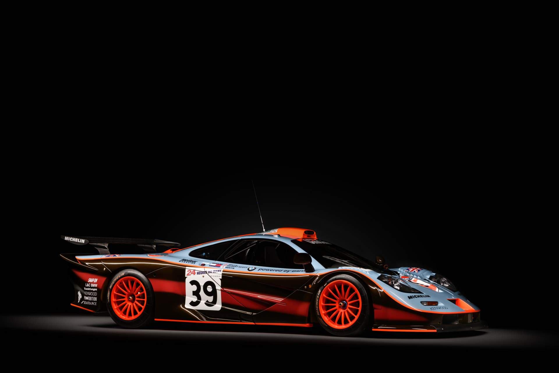 McLaren F1 GTR Longtail 25R restored by MSO (4)