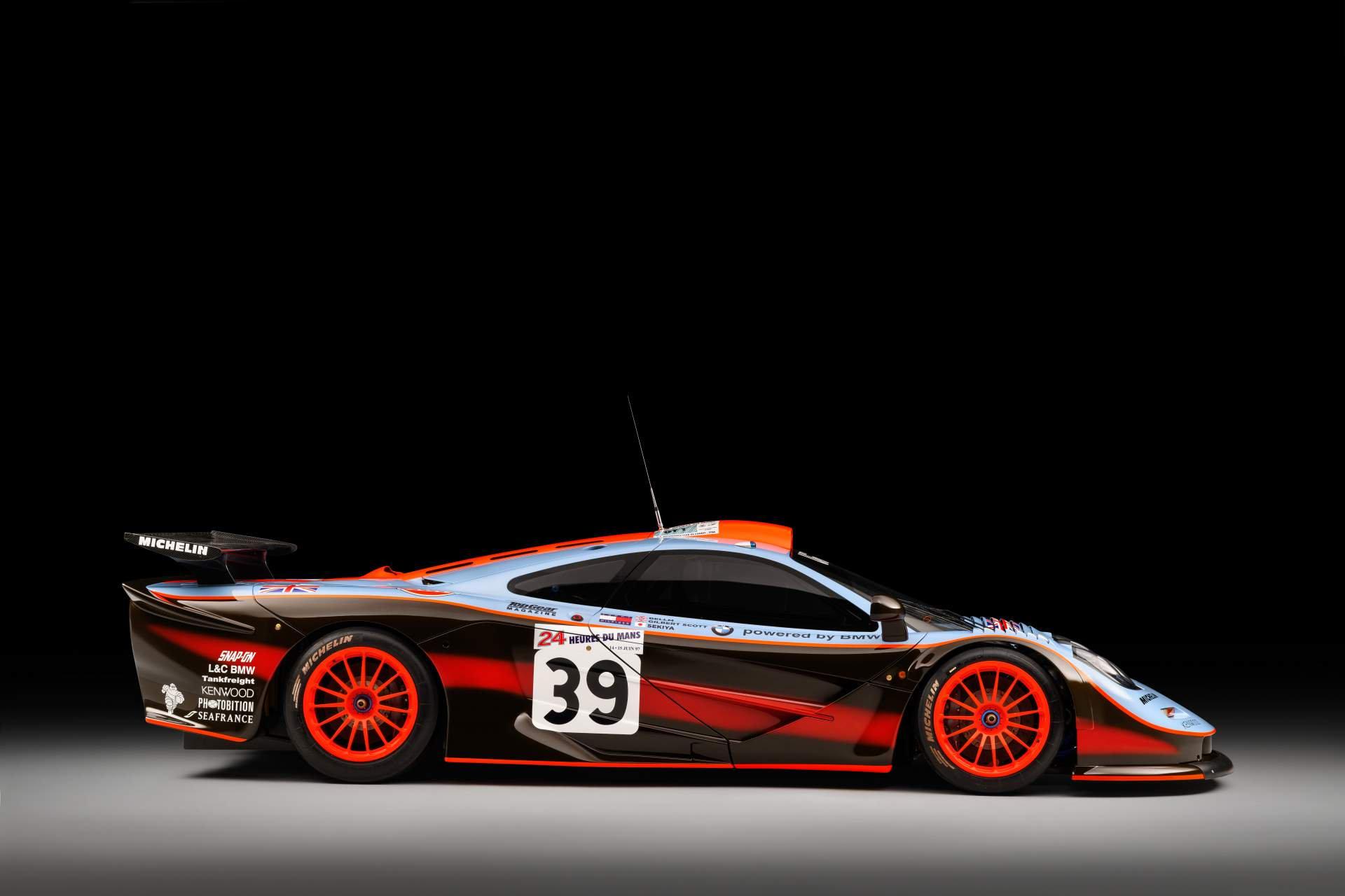 McLaren F1 GTR Longtail 25R restored by MSO (5)