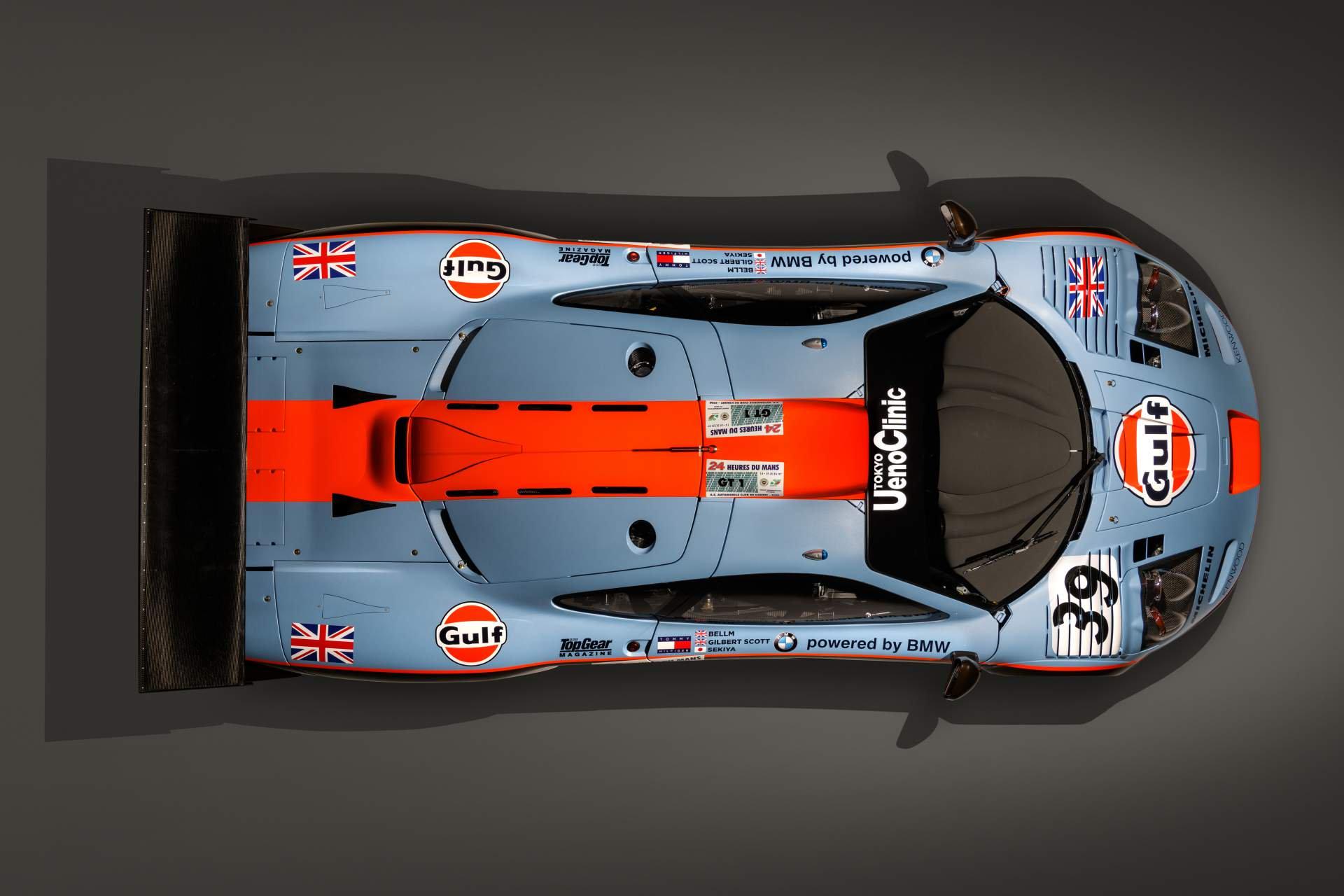 McLaren F1 GTR Longtail 25R restored by MSO (8)