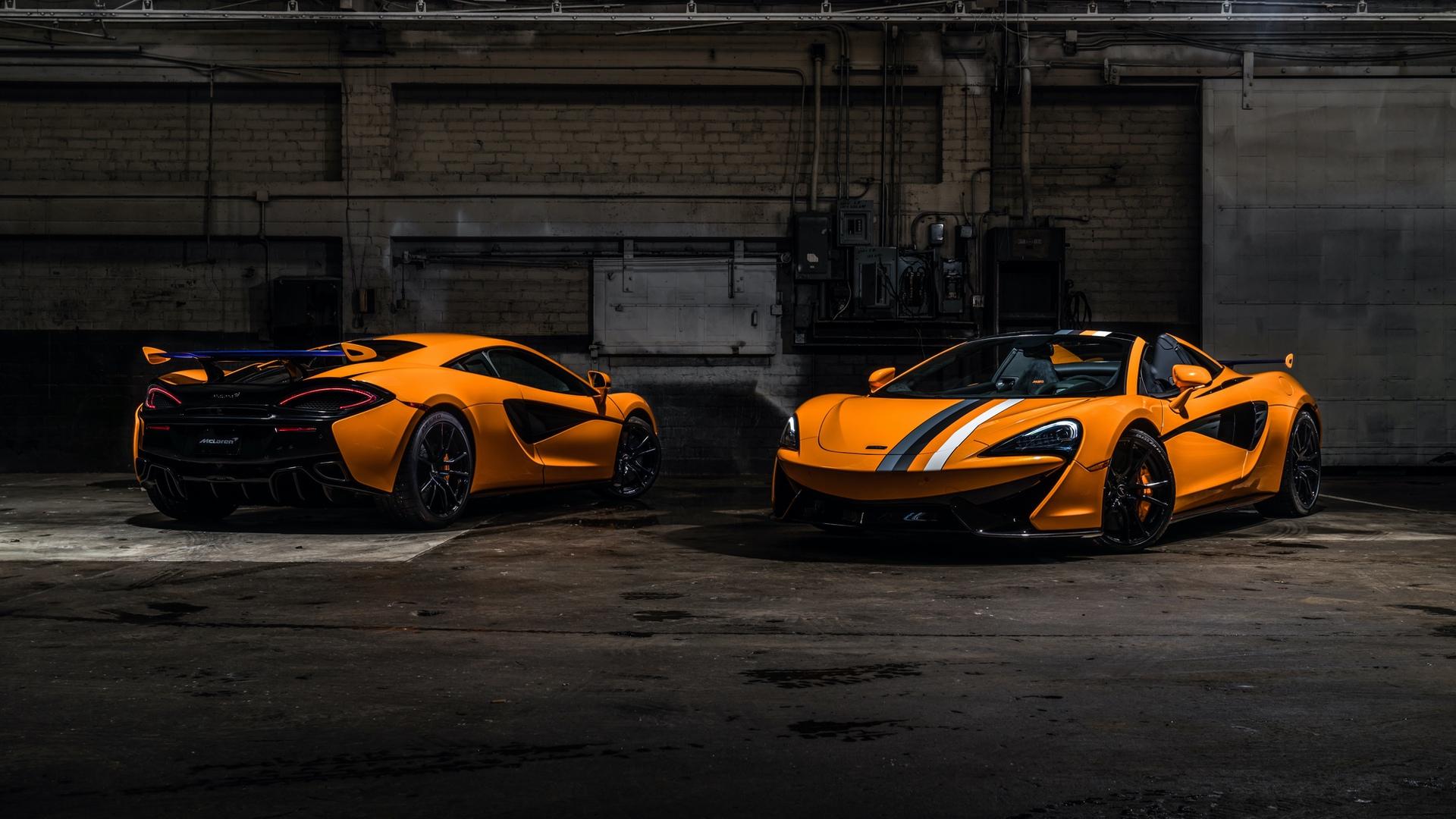 McLaren MSO RTTA 570s-1