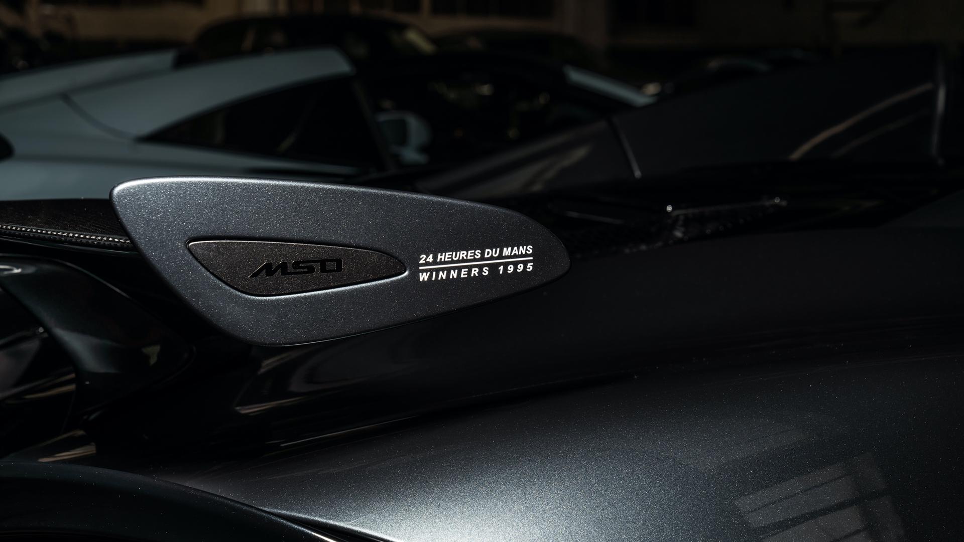 McLaren MSO RTTA 570s-8