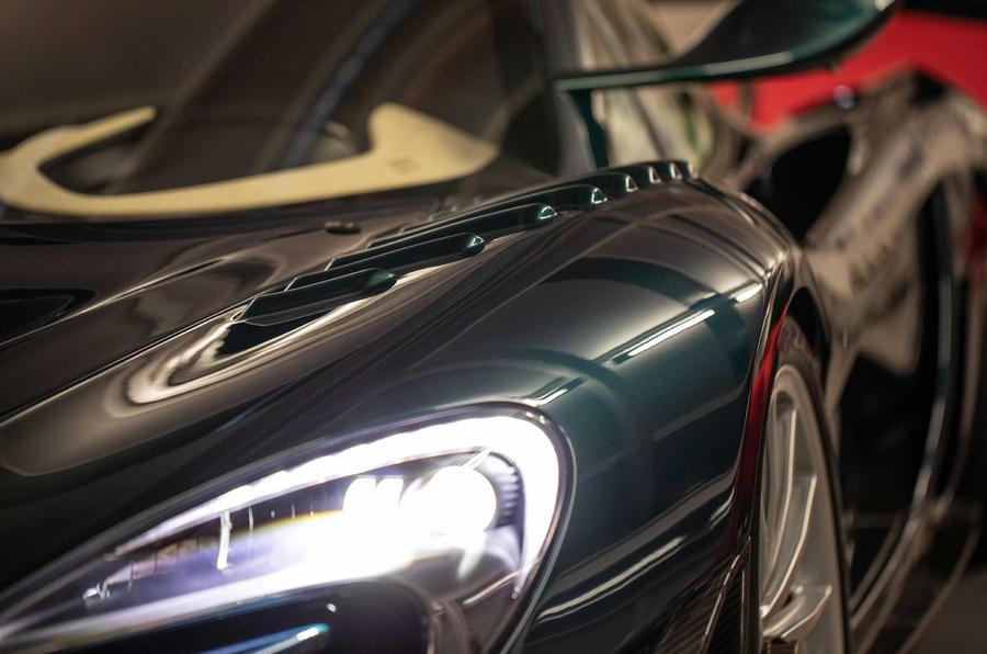 McLaren P1 GT By Lanzante (11)