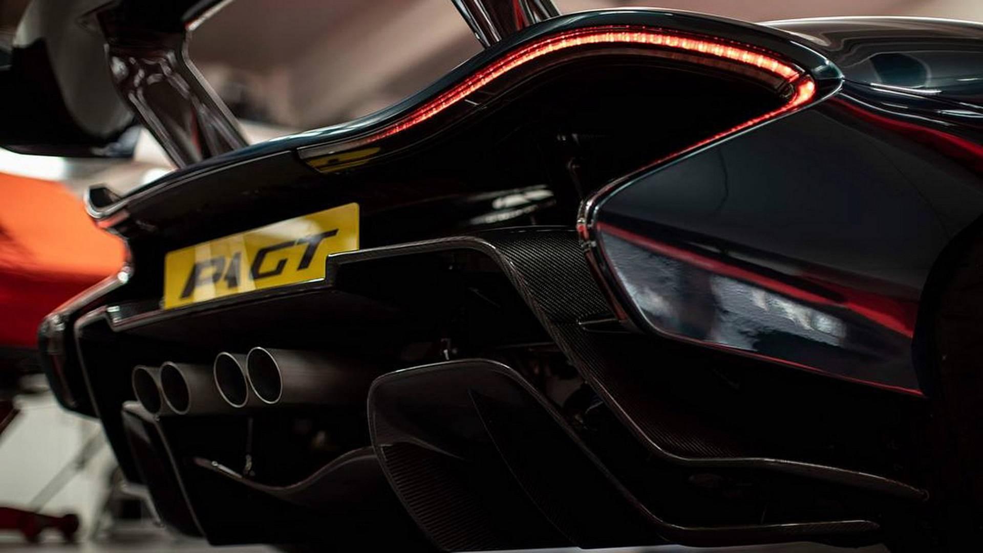 McLaren P1 GT By Lanzante (4)