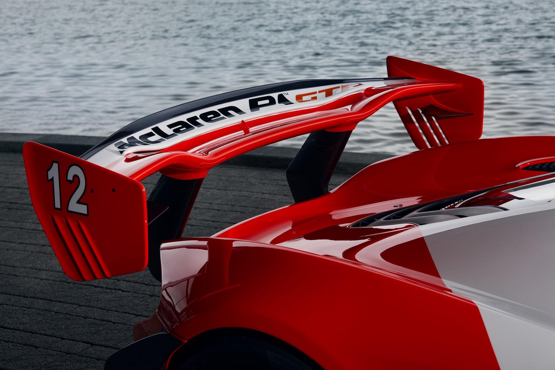 McLaren P1 GTR with Ayrton Senna Livery (7)