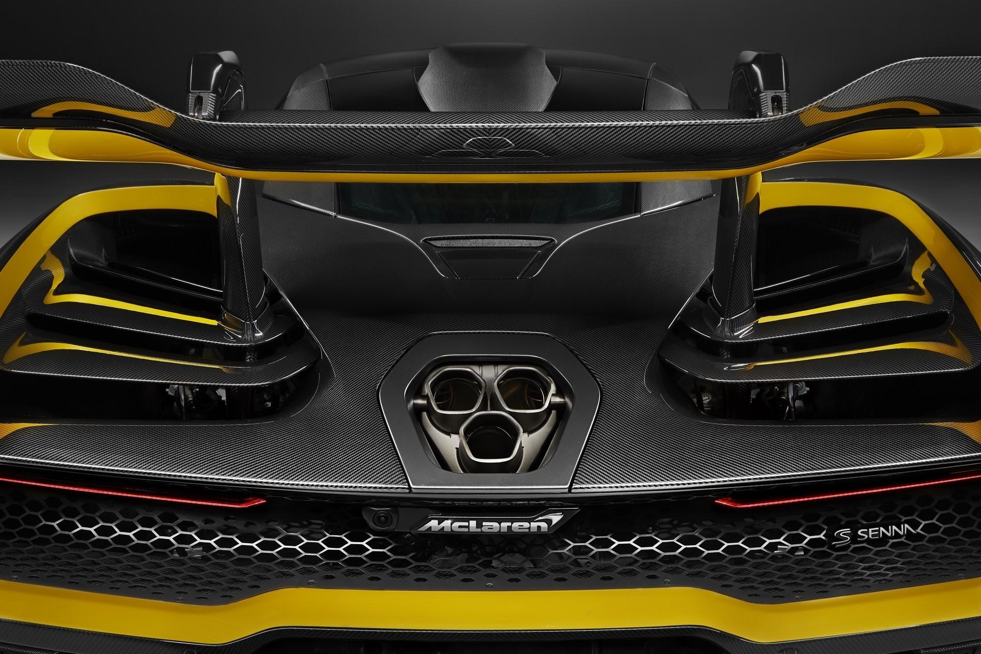 McLaren Senna Carbon Theme by MSO_07