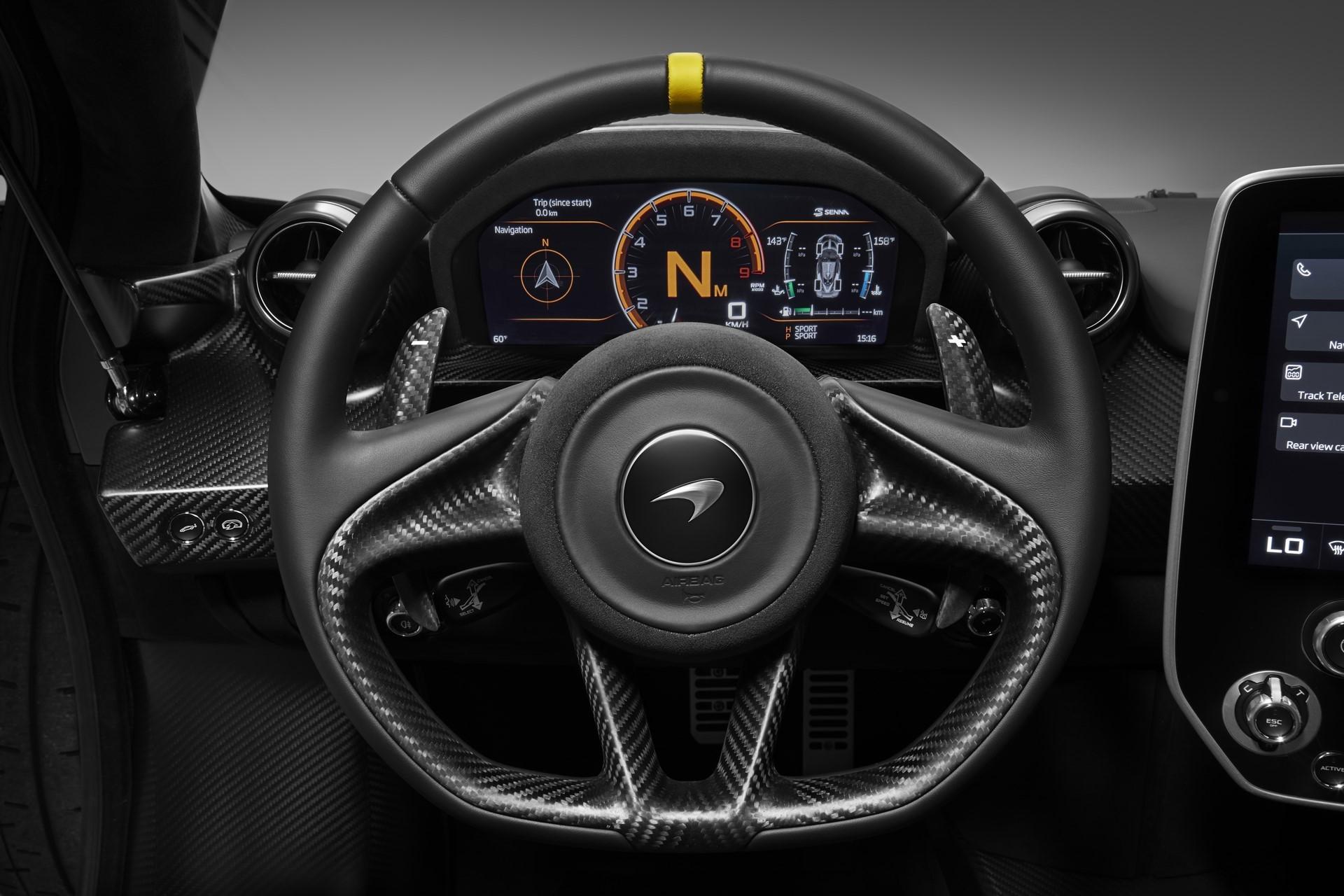 McLaren Senna Carbon Theme by MSO_11