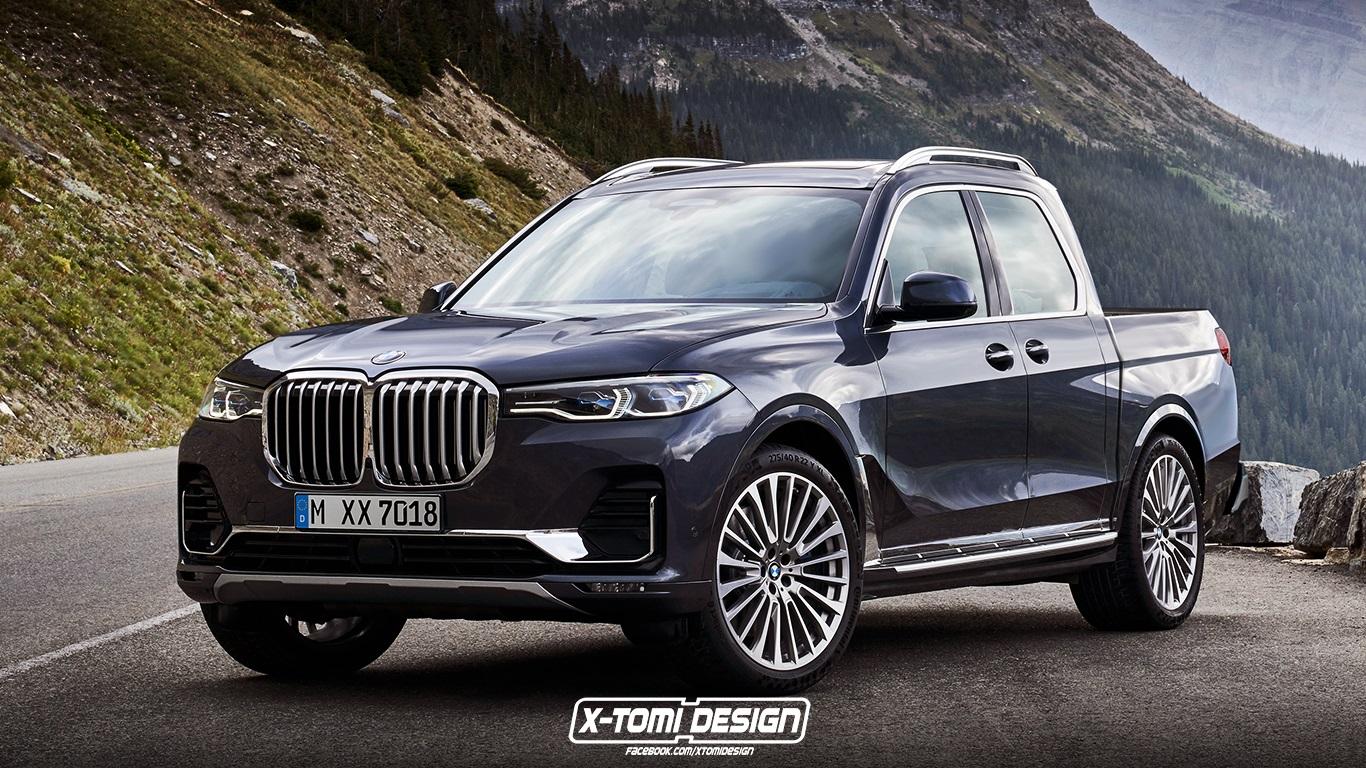 BMW X7 Pickup2