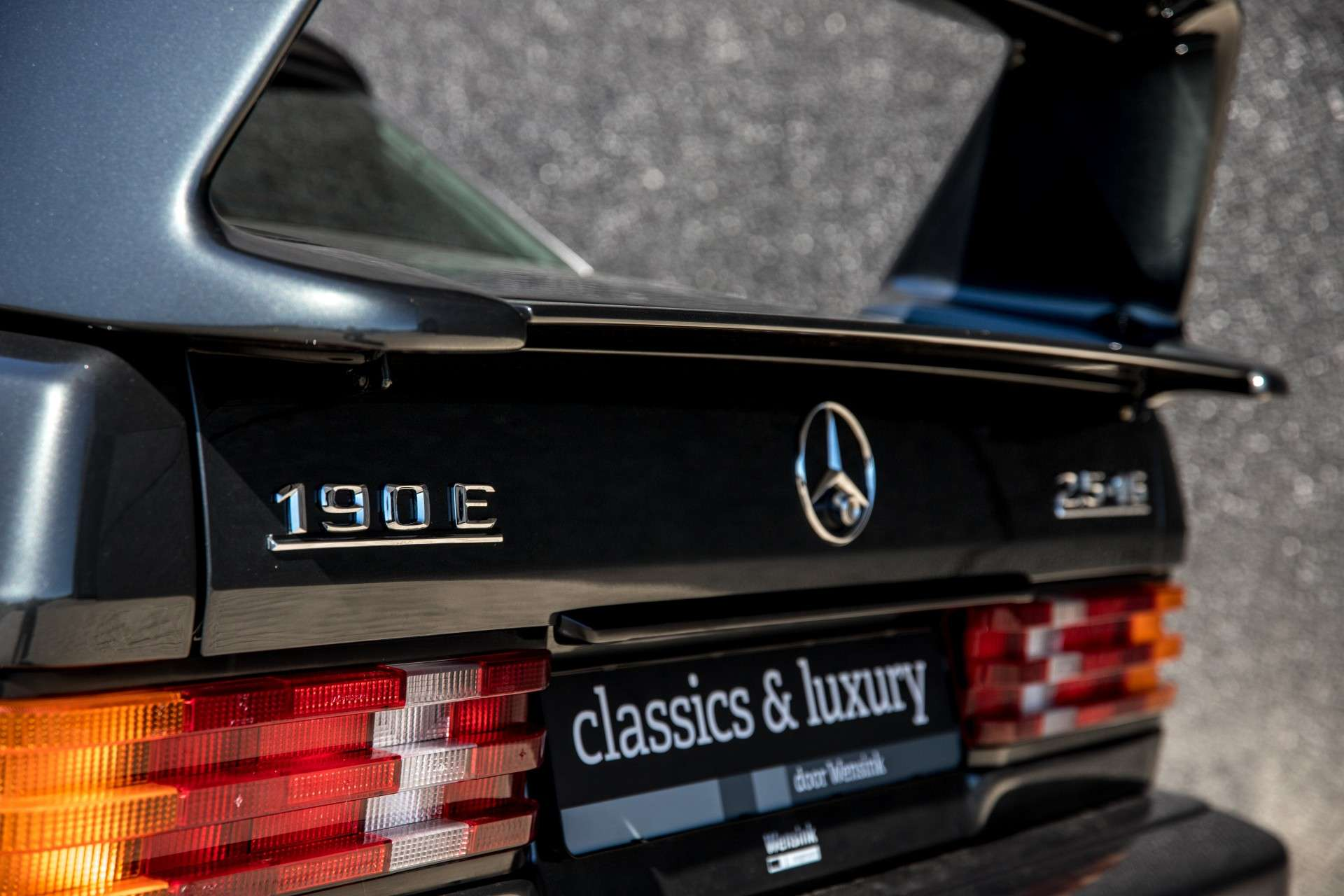 Mercedes_190_E_2.5-16_Evolution II_sale_10
