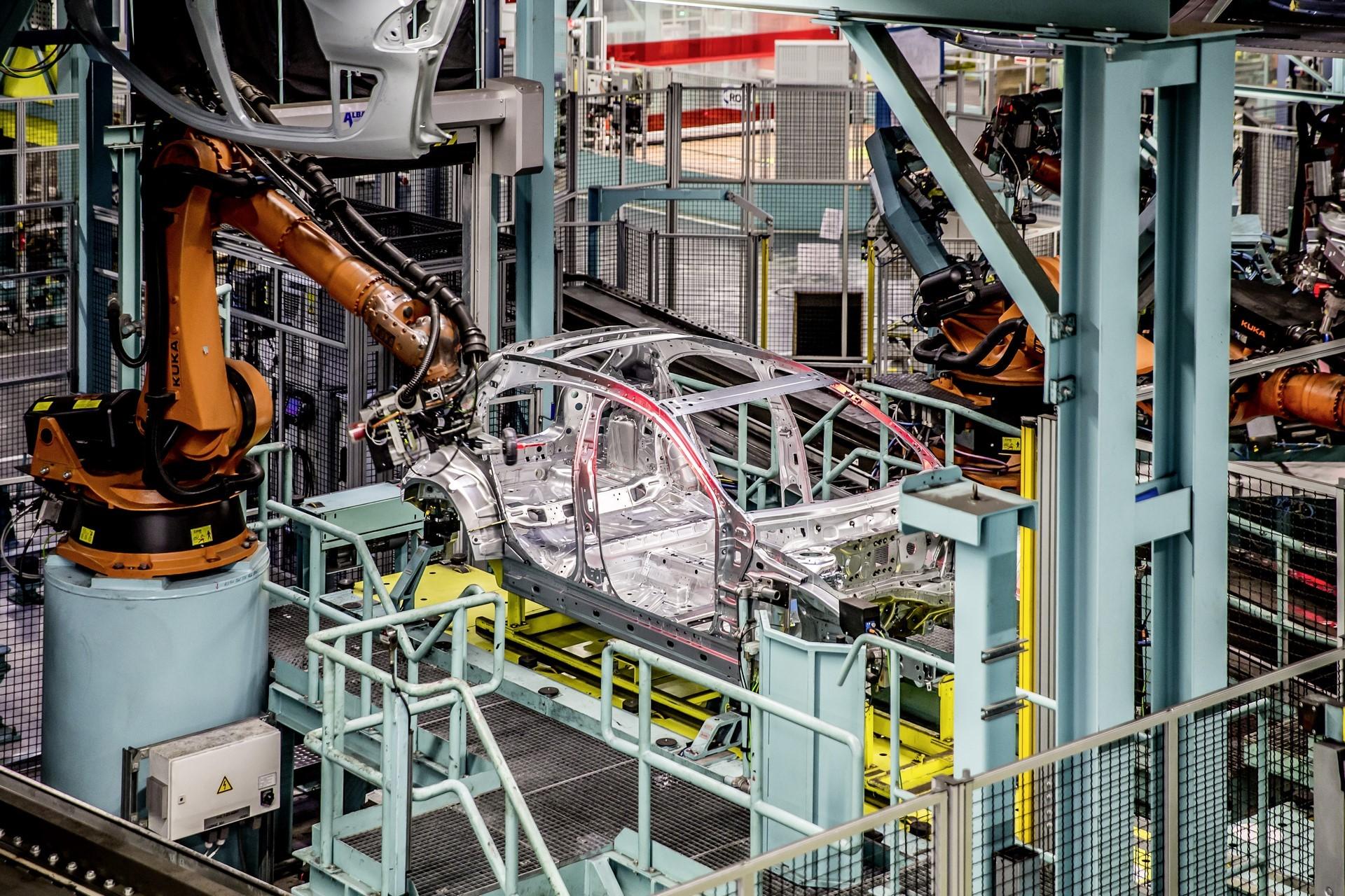 Mercedes-Benz Werk Rastatt // Mercedes-Benz Rastatt plant (Germany)