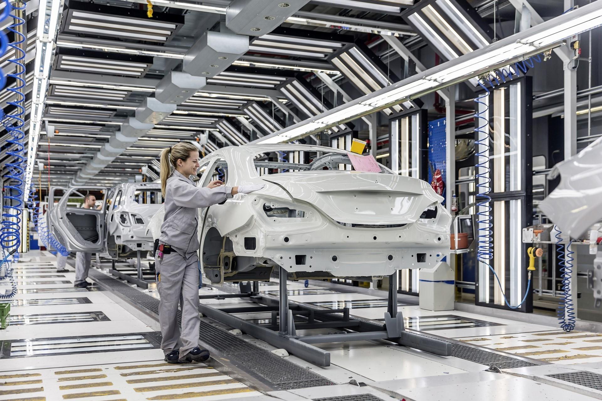 Mercedes-Benz Werk Kecskemét // Mercedes-Benz Kecskemét plant (Hungary)