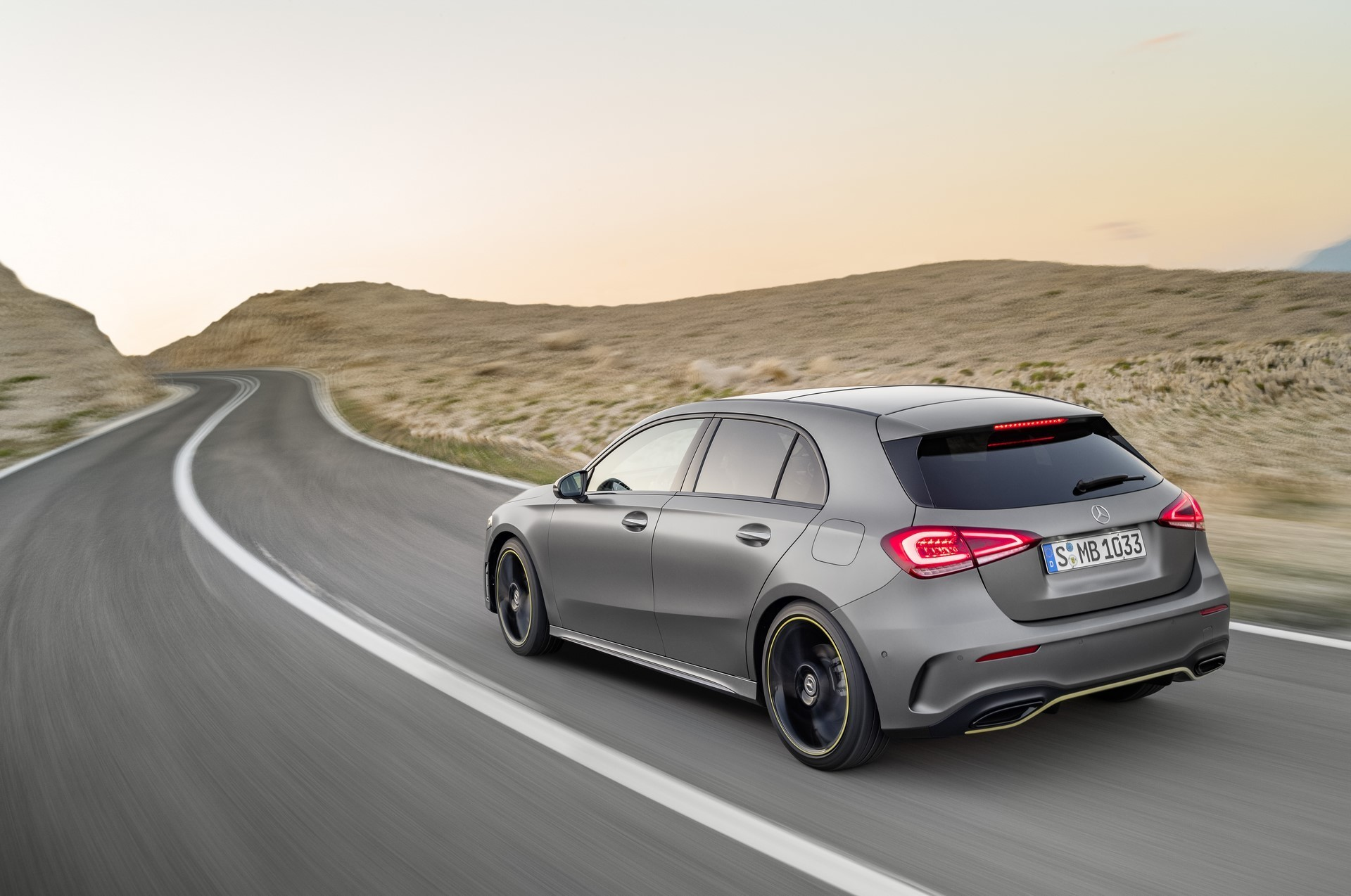Mercedes-Benz A-Klasse, W177, 2018