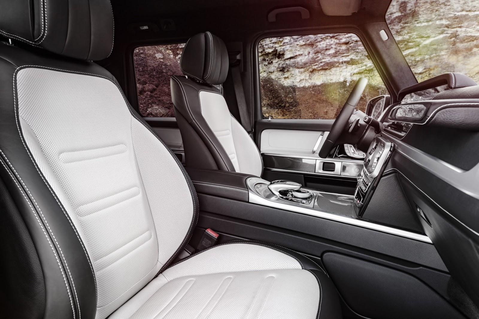 Mercedes-Benz G-Class 2018 (40)