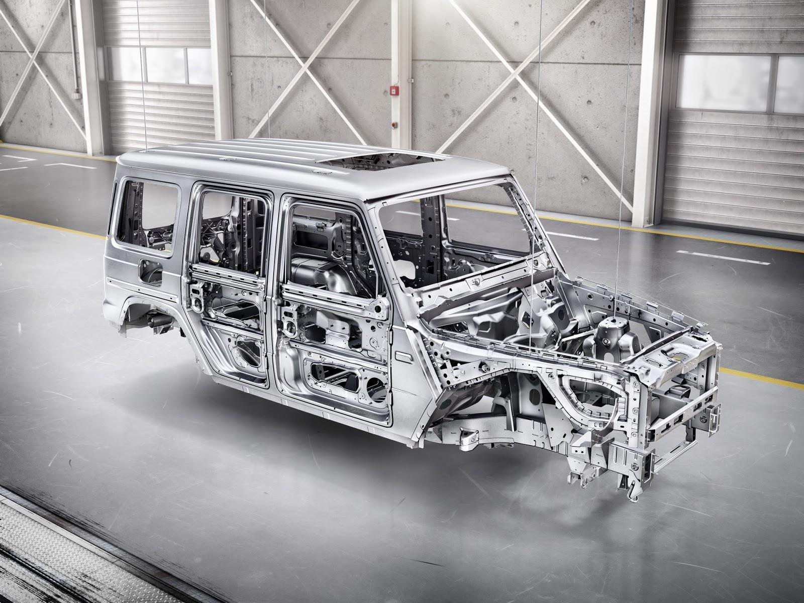 Mercedes-Benz G-Class 2018 (54)