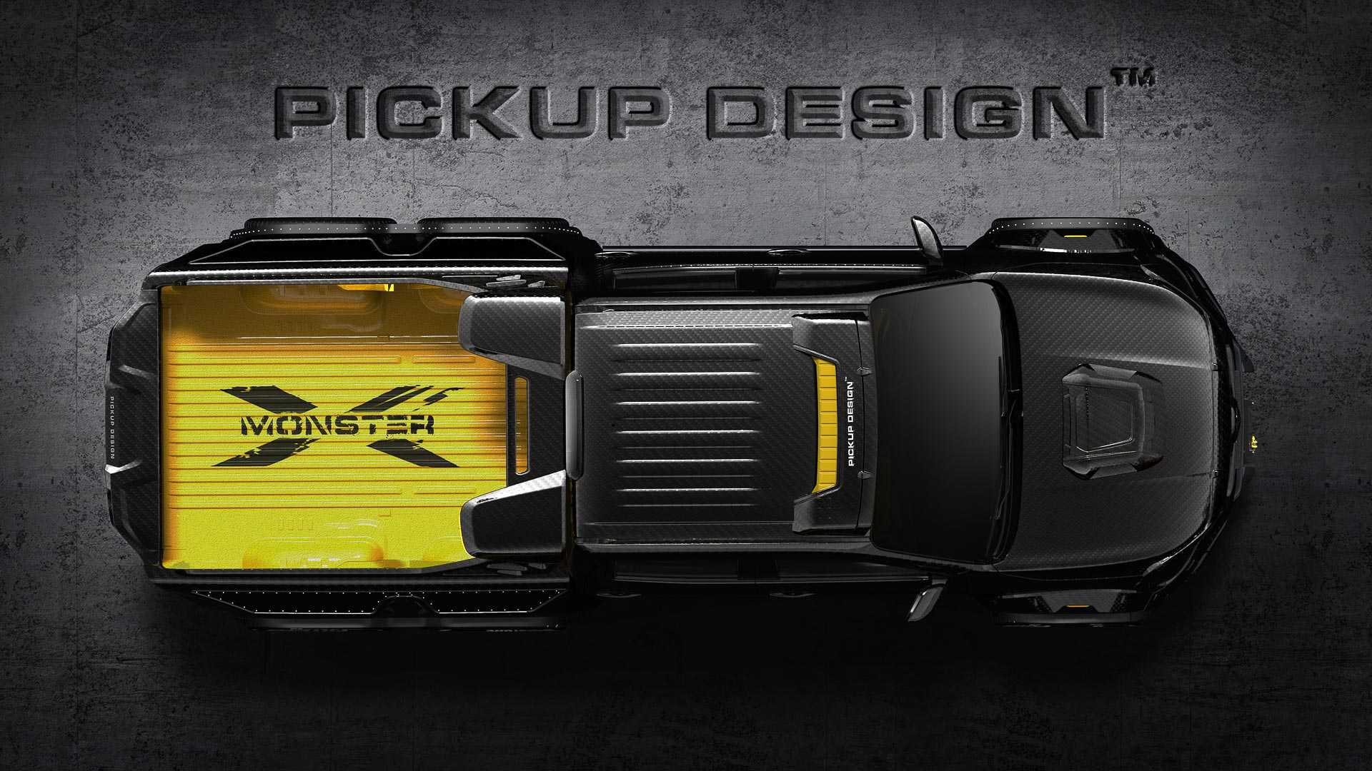 Mercedes X-Class Exy Monster X Concept by Pickup Design (7)