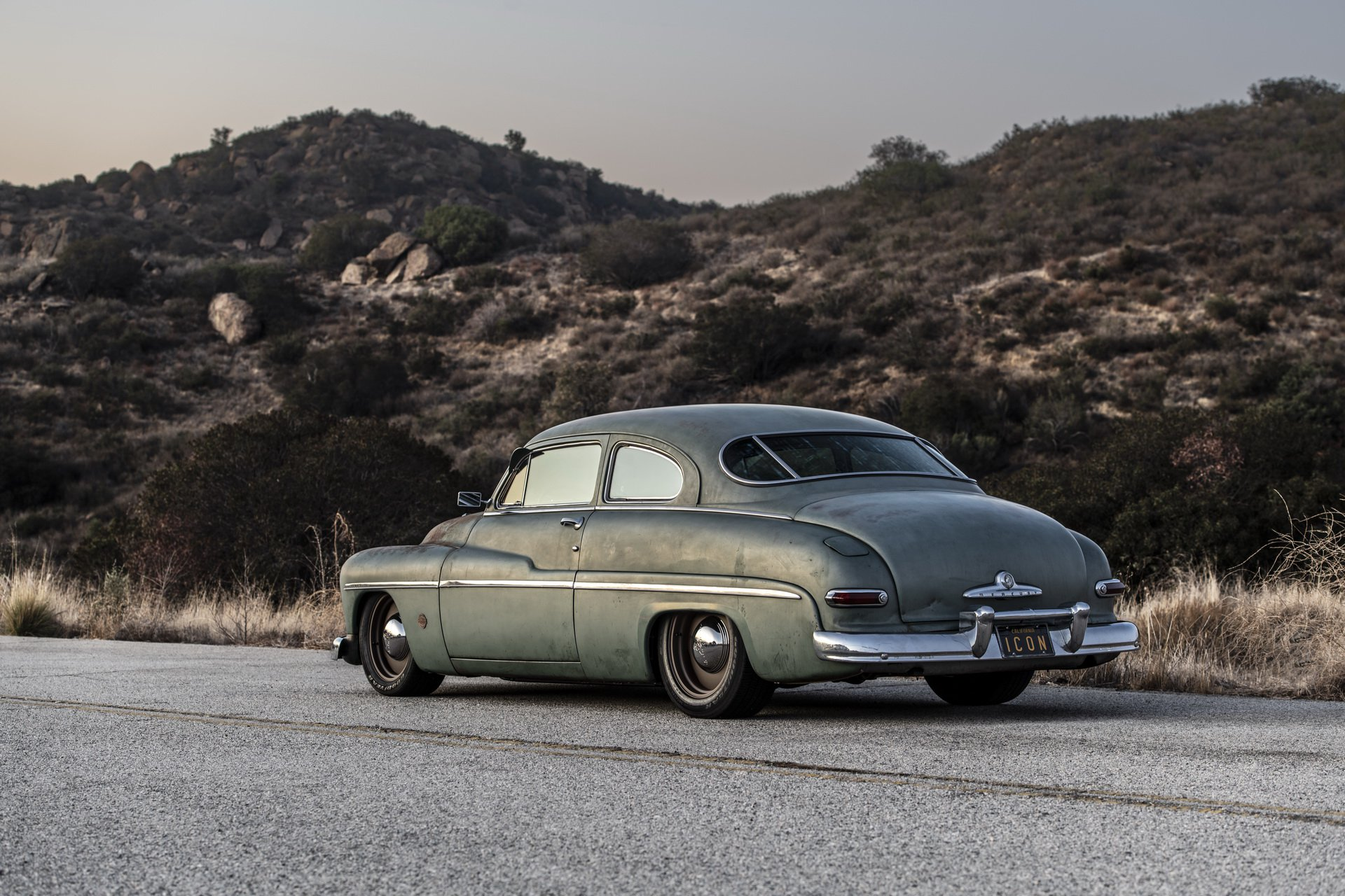 Mercury Coupe 1949 electric by Icon (3)