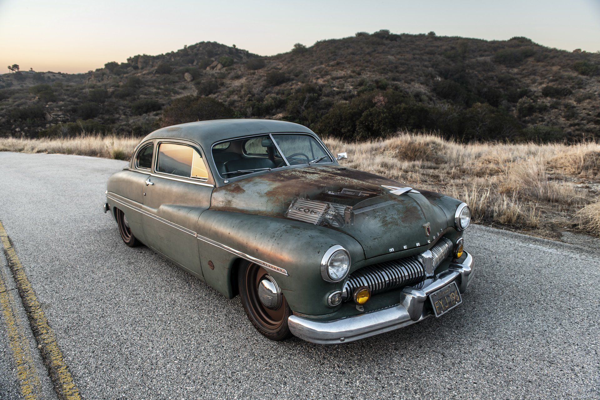 Mercury Coupe 1949 electric by Icon (5)