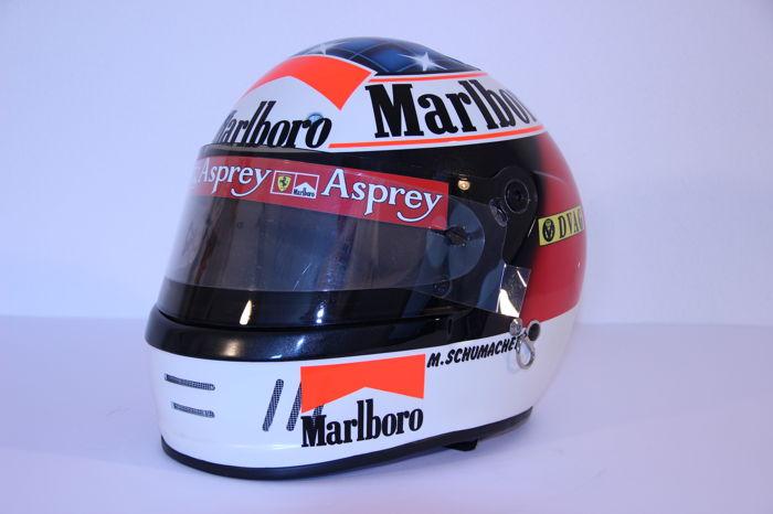 Michael Schumacher Bell helmet for auction (1)