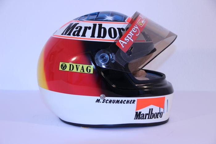 Michael Schumacher Bell helmet for auction (10)