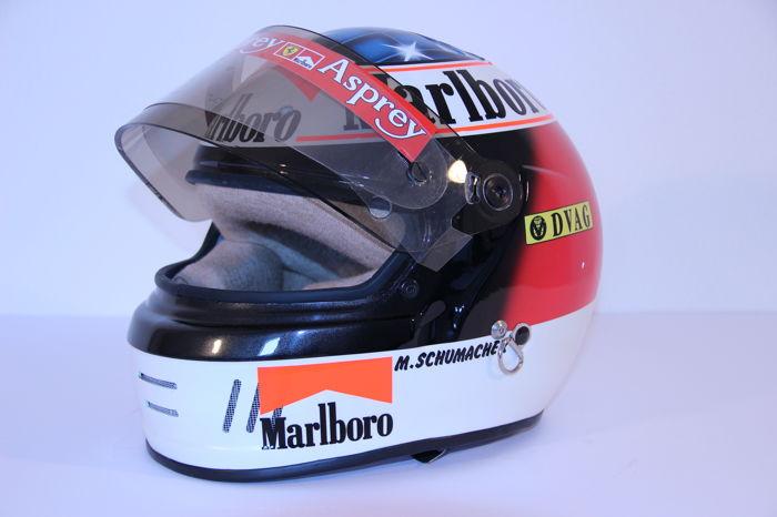 Michael Schumacher Bell helmet for auction (2)