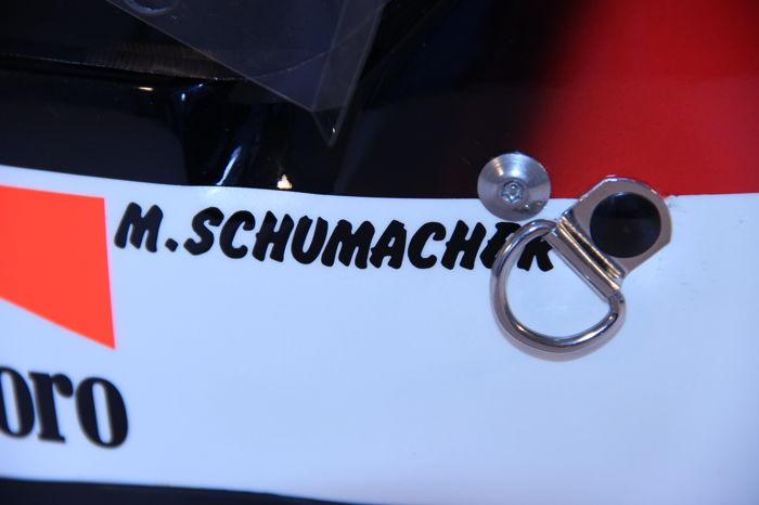 Michael Schumacher Bell helmet for auction (21)