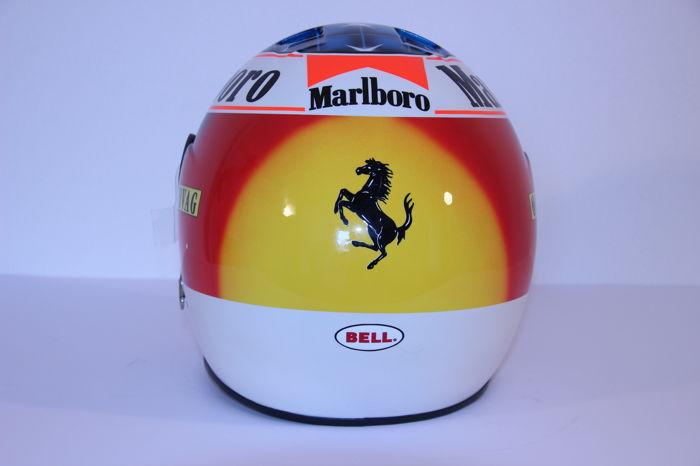 Michael Schumacher Bell helmet for auction (6)