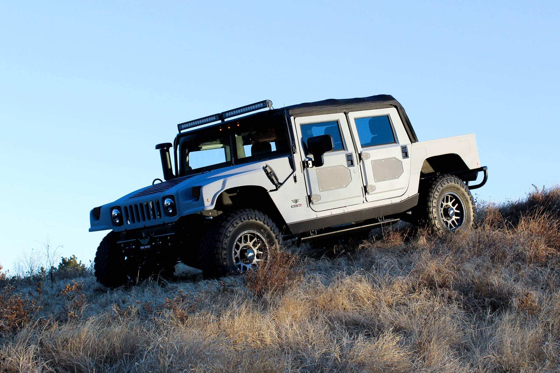 Mil-Spec Launch Edition 005 Hummer H1 (1)