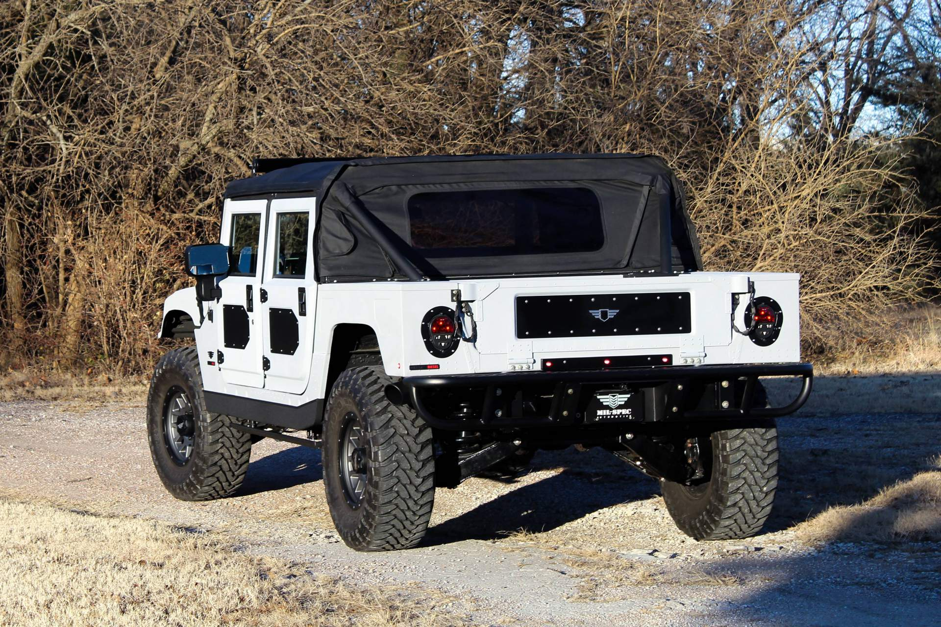 Mil-Spec Launch Edition 005 Hummer H1 (4)