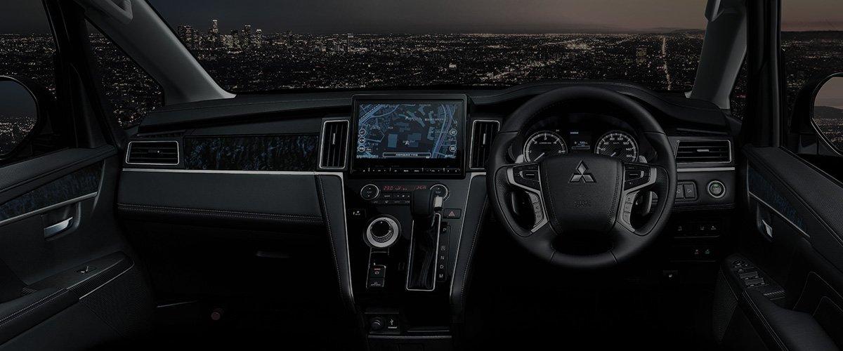 Mitsubishi D5 Delica 2019 (29)