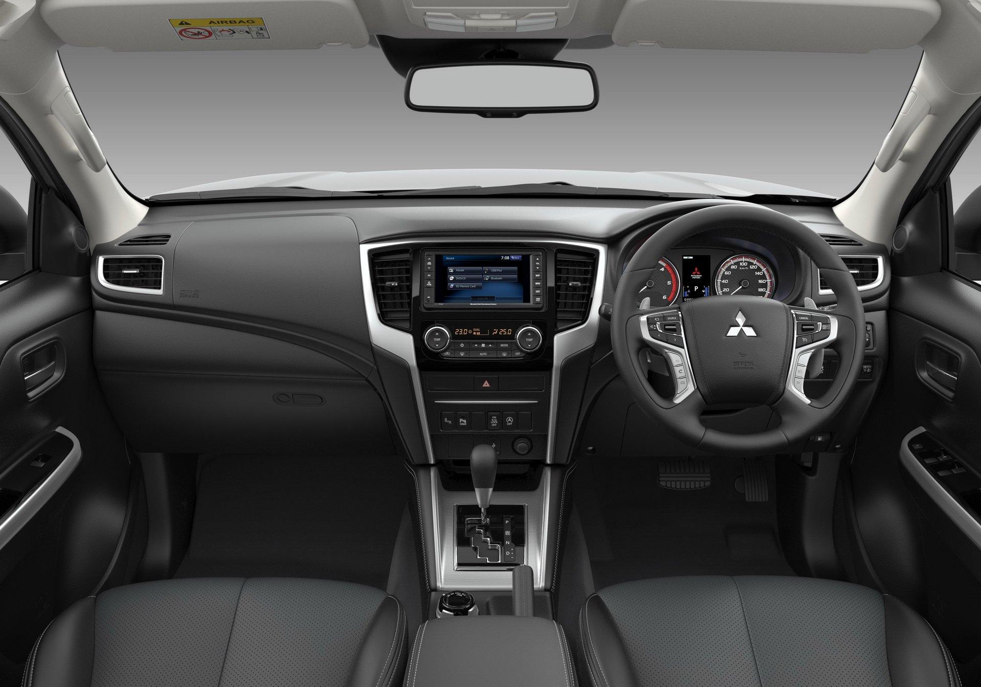 Mitsubishi L200 2019 (16)