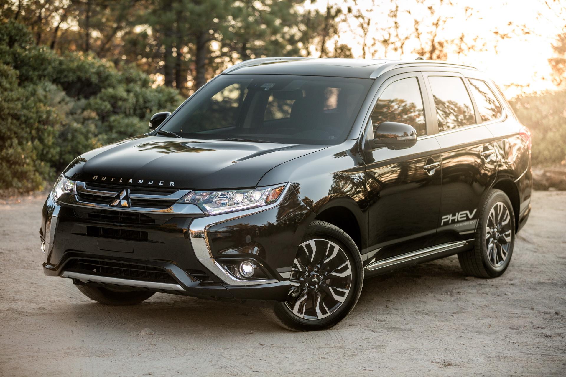 2018 Mitsubishi Outlander PHEV